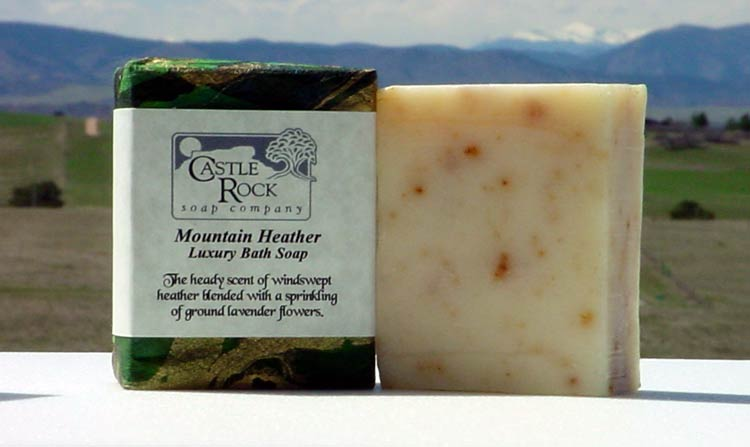 heather soap